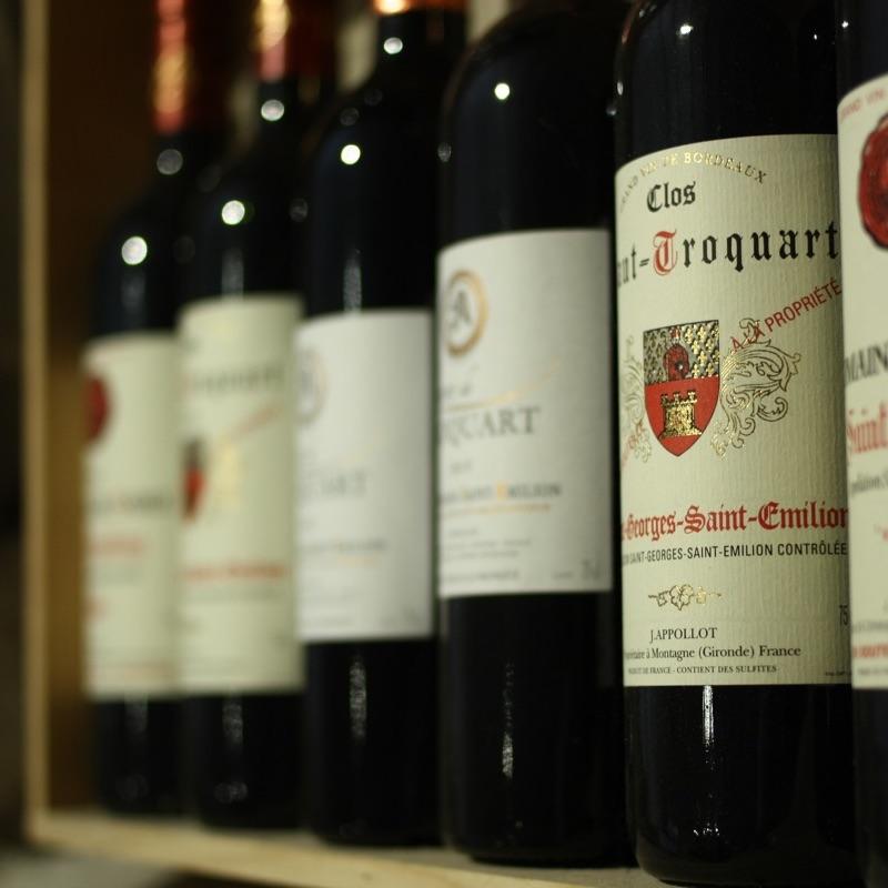 Vin Clos-Haut-Troquart